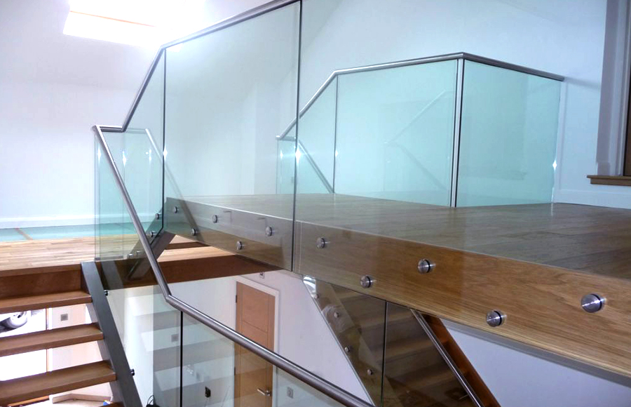 Office Balustrades, Brighton