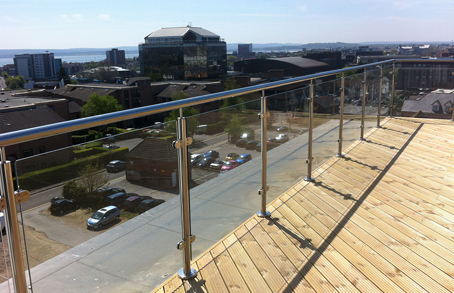 Glass Balustrades Prices, Brighton