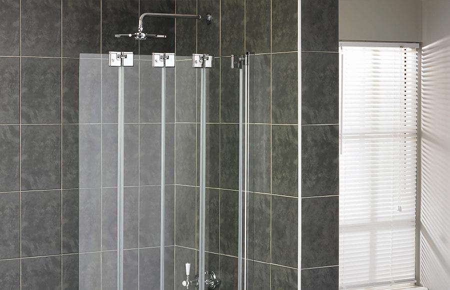 Glass Bath Shower Screens Brighton, East Sussex