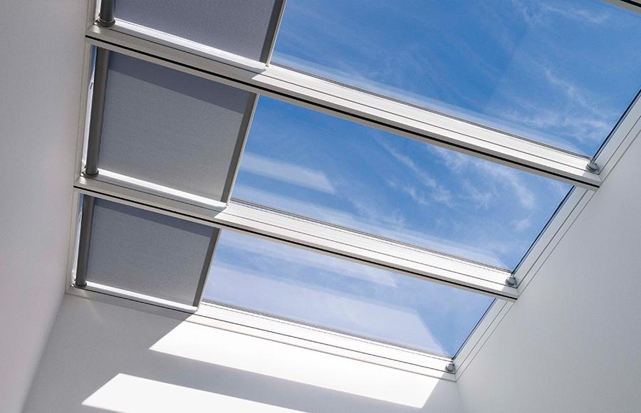 Glass Skylights, Rooflights Brighton