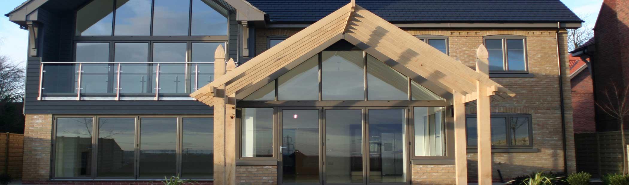 Aluminium Windows Installation Lewes